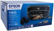 Мфу Epson Stylus Photo TX650